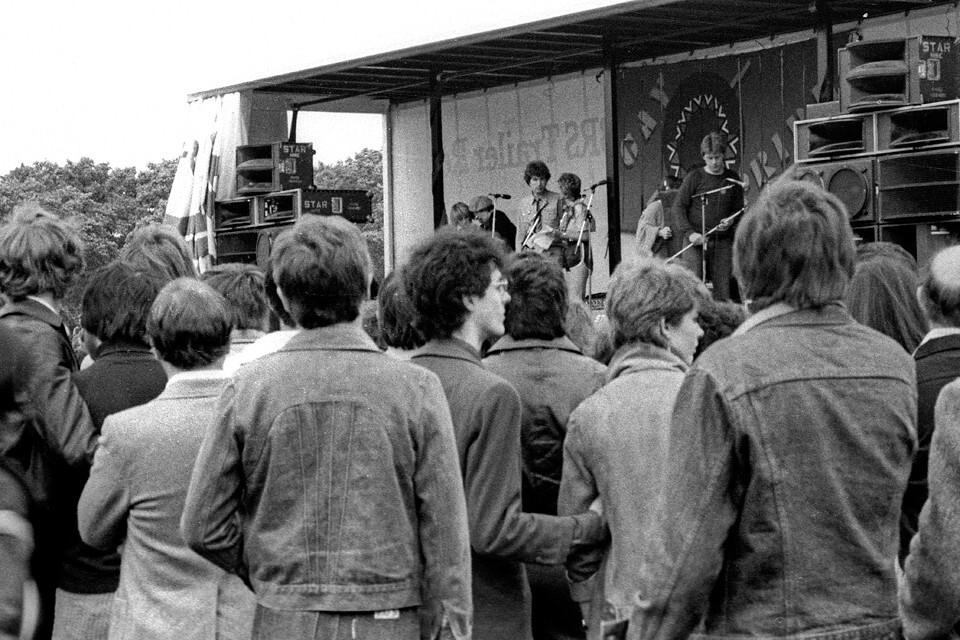 Gay Pride Hyde Park 1979