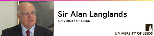 Sir Alan Langlands
