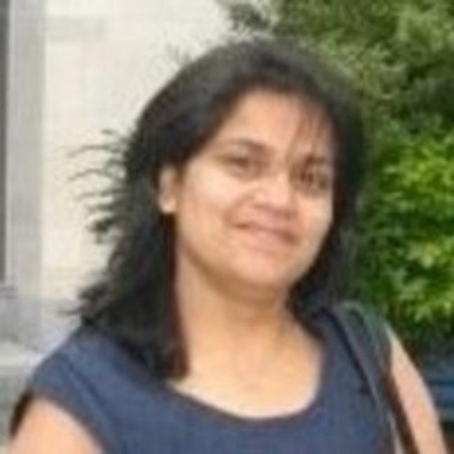 Picture of lead educator Rajlakshmi Banerjee
