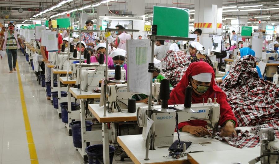 Factory in Dhaka