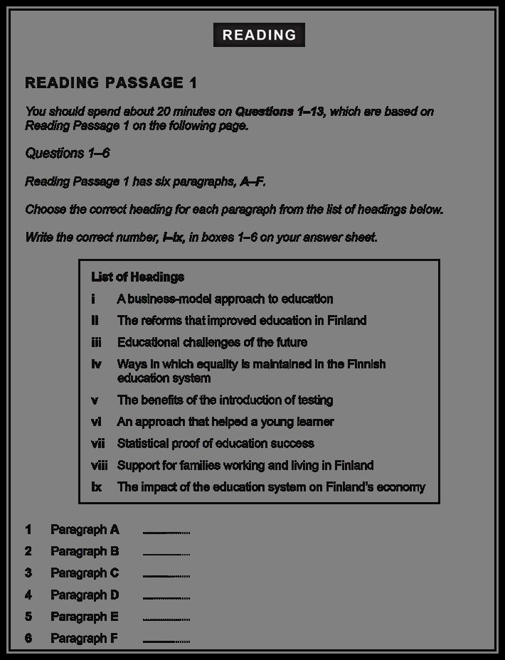 English assessment task 1