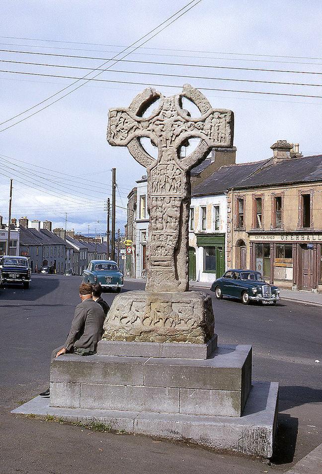 figure 8, the 'Market' cross at Kells