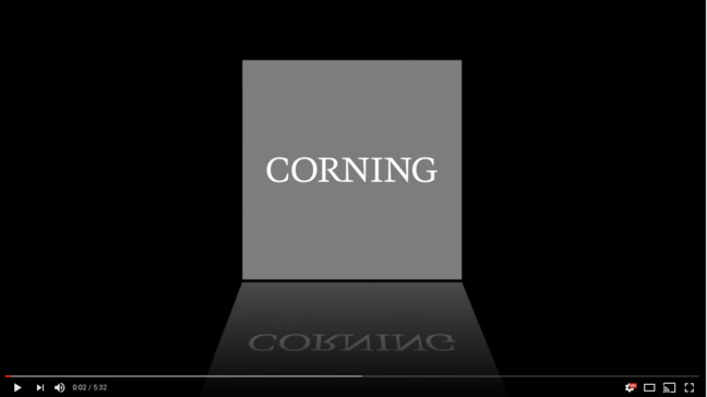 YouTube: A Day Made of Glass... Made possible by Corning