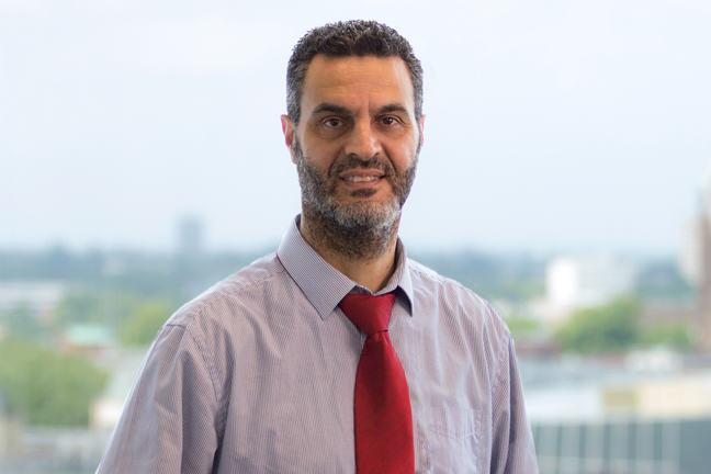 Dr Abdussalam Shibani