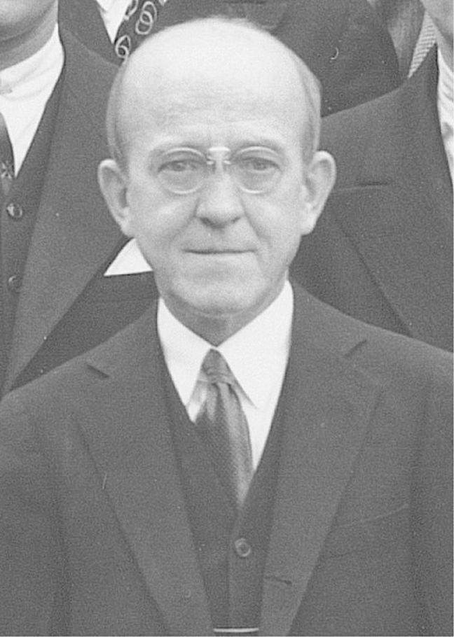 Oswald T Avery