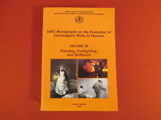 Volume 98 of IARC Monographs journal