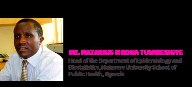 Prof. Nazarius Mbona Tumwesigye