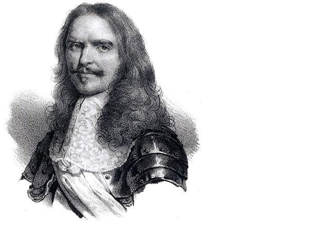 Portrait of Henri de la Tour d'Auvergne-Bouillon
