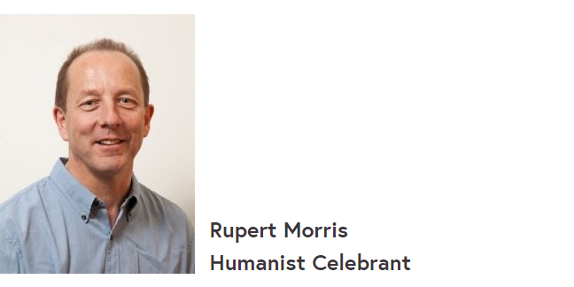 A picture of Rupert Morris