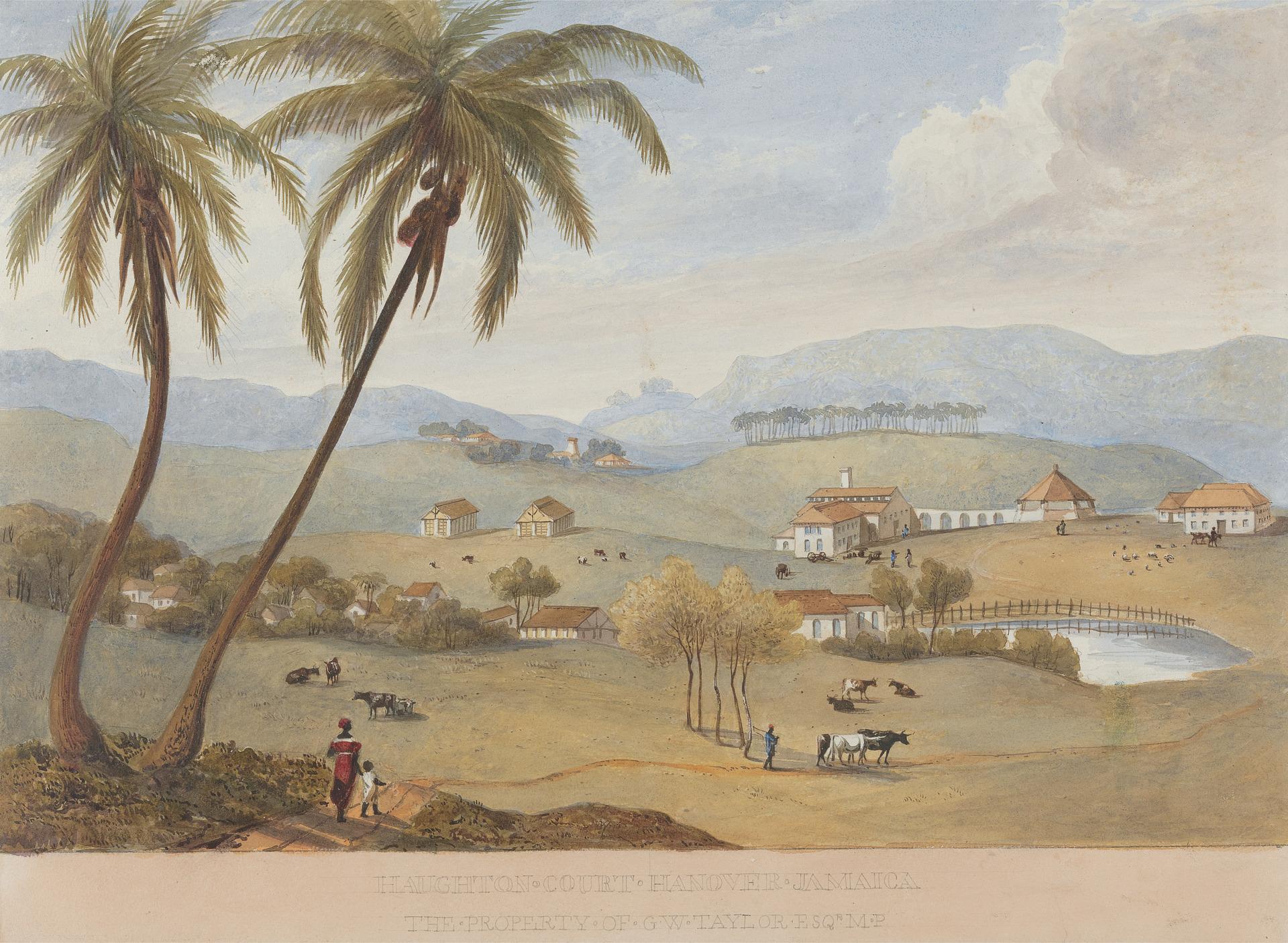 Haughton Court, Hanover, Jamaica