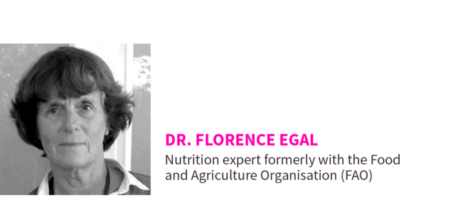 Dr Florence Egal
