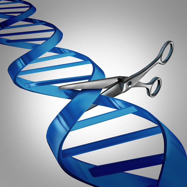 Gene Editing image