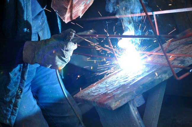 Welders can be at risk of work-related COPD