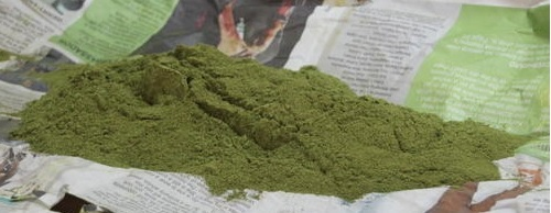 Henna used as hair dye is sometimes mixed with extremely allergy-provoking components