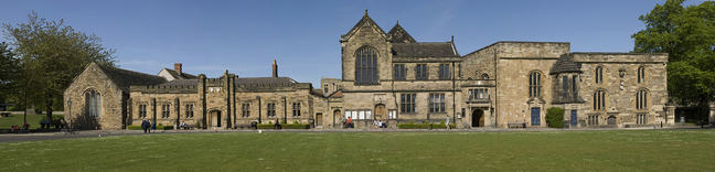 Photograph showing Palace Green Library, Durham