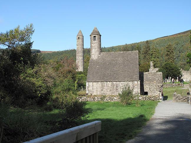 figure 4, Glendalough