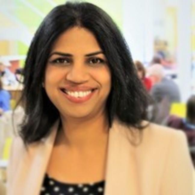 Dr Anitha Chinnaswamy