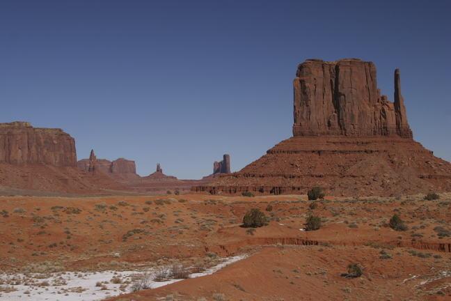 western scene