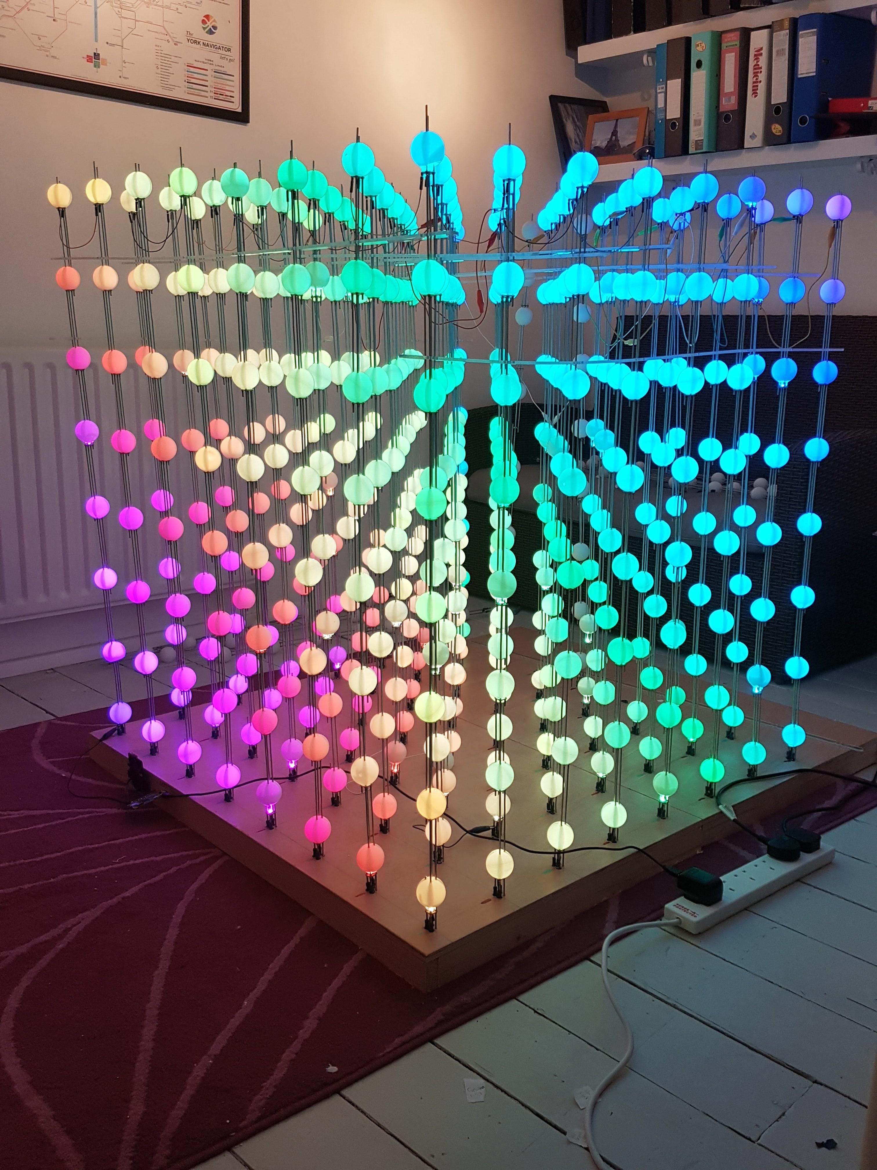 Image of Cubert cube