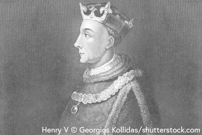 Henry V © Georgios Kollidas/Shutterstock.com