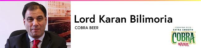 Lord Karan Bilimoria