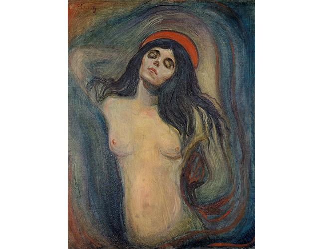 Munch's Madonna