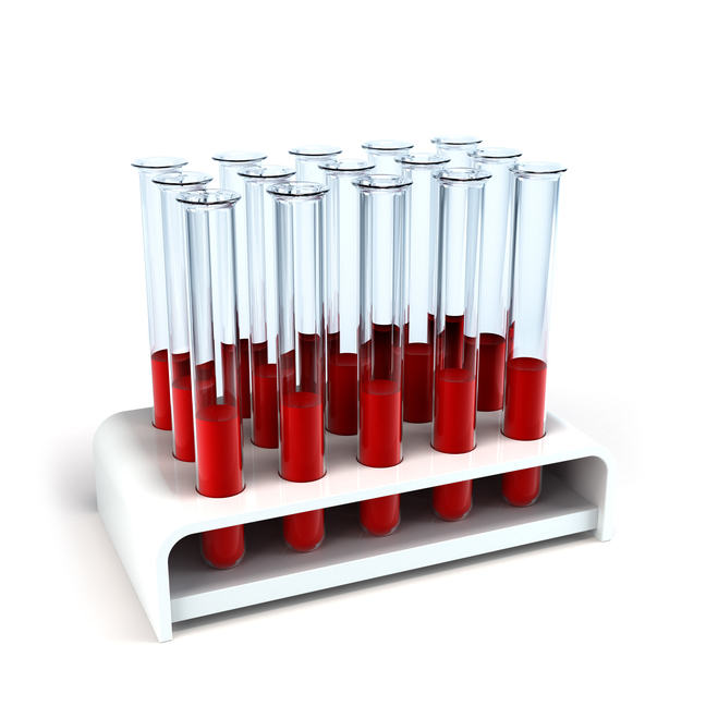 Blood samples are important as a surveillance method for some pesticides