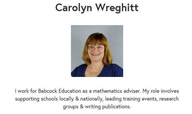 Carolyn Wreight