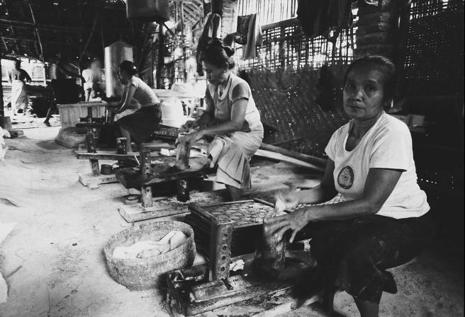 """""""Woman Laborer, Tengahtani Cirebon"""""""