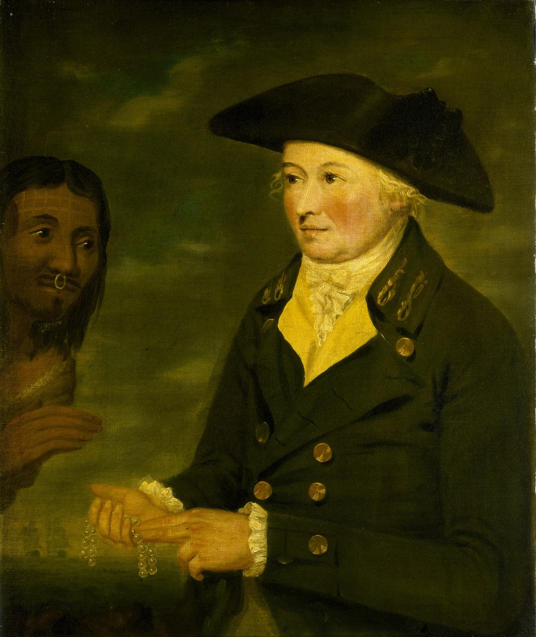 Captain Nathaniel Portlock (c. 1747-1817)