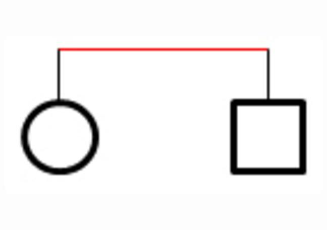 Line Above Symbol