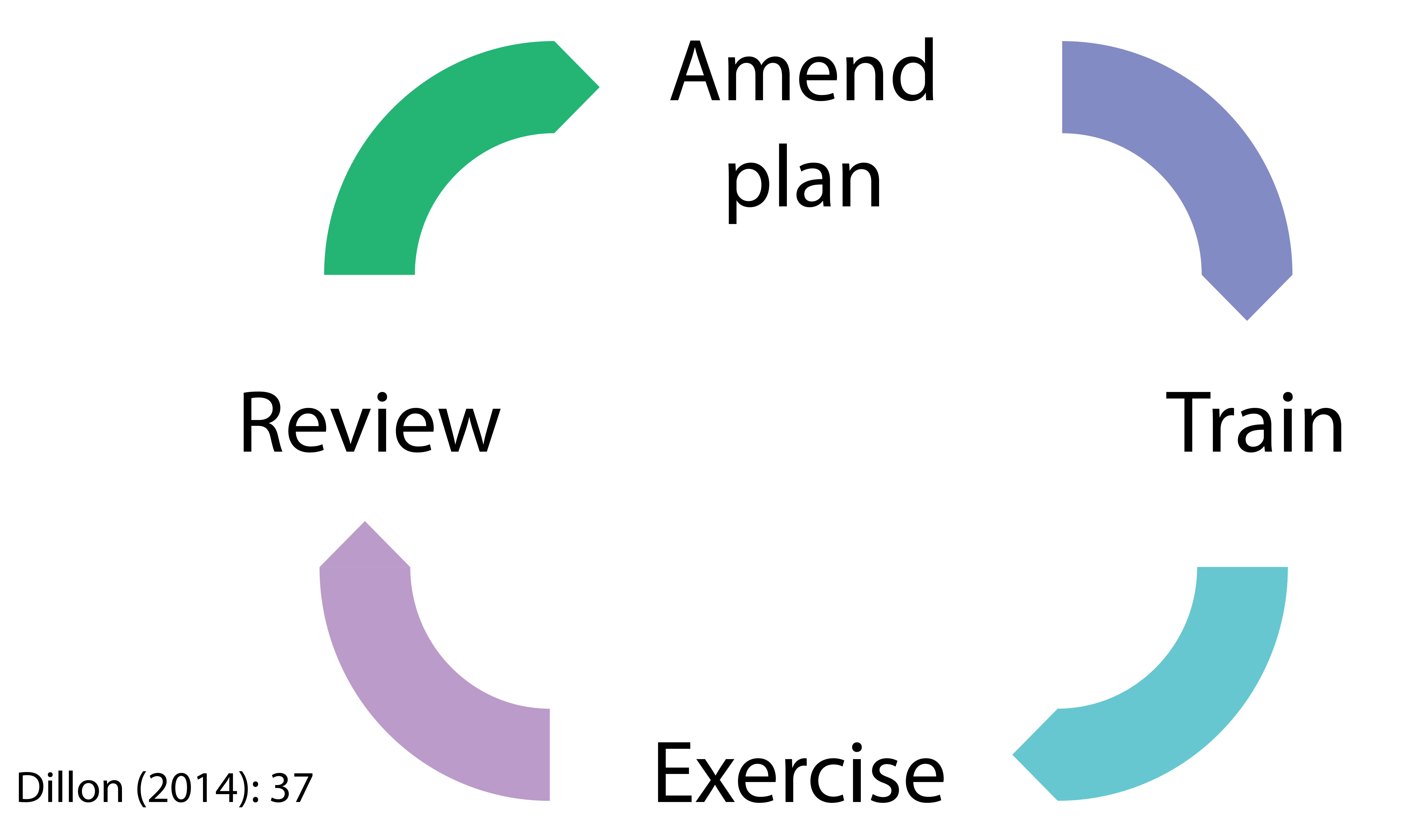 Figure from Dillon of the Planning Cycle