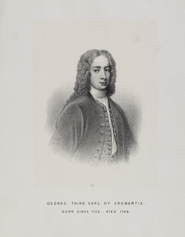 Illustration of George Mackenzie, third earl of Cromartie