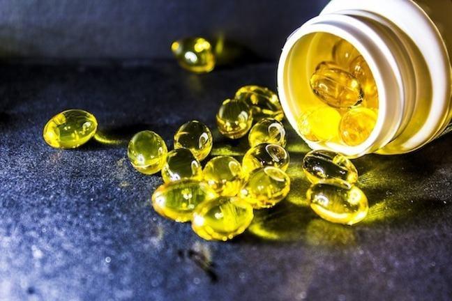 Trankapsler - Cod Liver oil