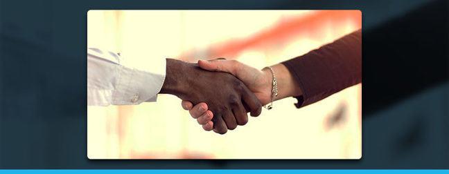 Networking or handshake