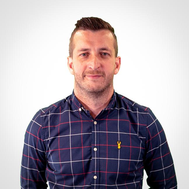 picture of educator Danny McGough