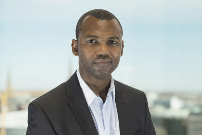Photograph of lead educator Abdullahi Ahmed