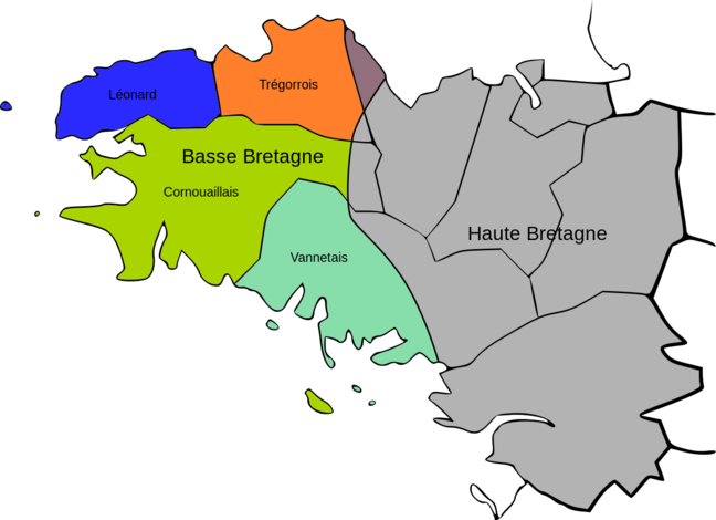 Breton in France