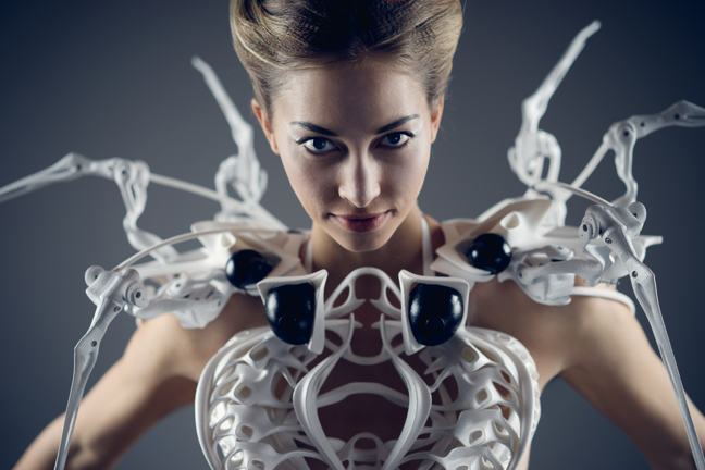 image of Anouk Wipprecht design