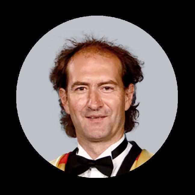Professor Laurence Gill