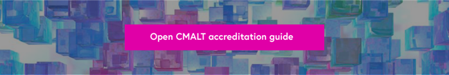Open CMALT accreditation guide