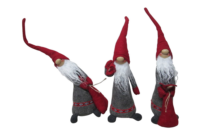 Christmas elf gnomes