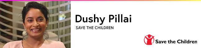 Dushy Pillai