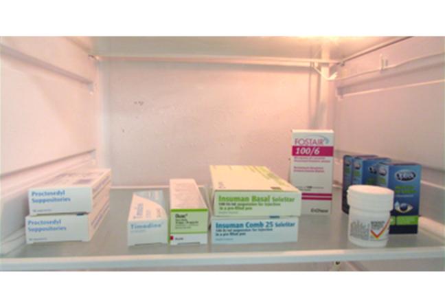 Medicines Storage 3
