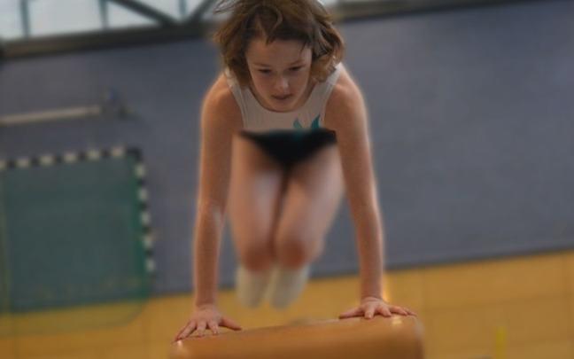 Jump trening