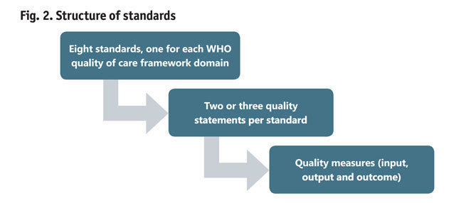 Structure of standards