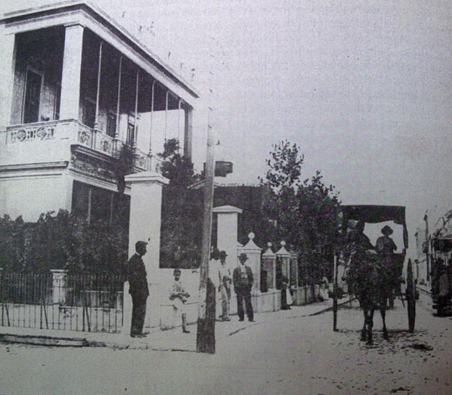 Córdoba in 1900