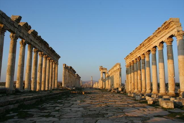 Apamea Ruins