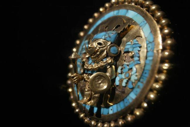 Sipán artefact