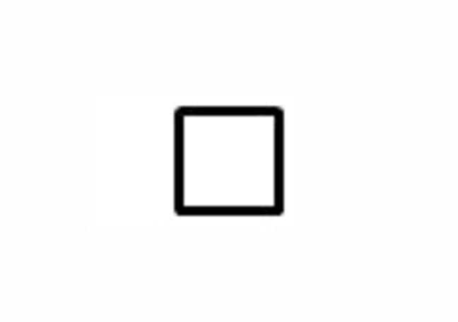 Square Symbol